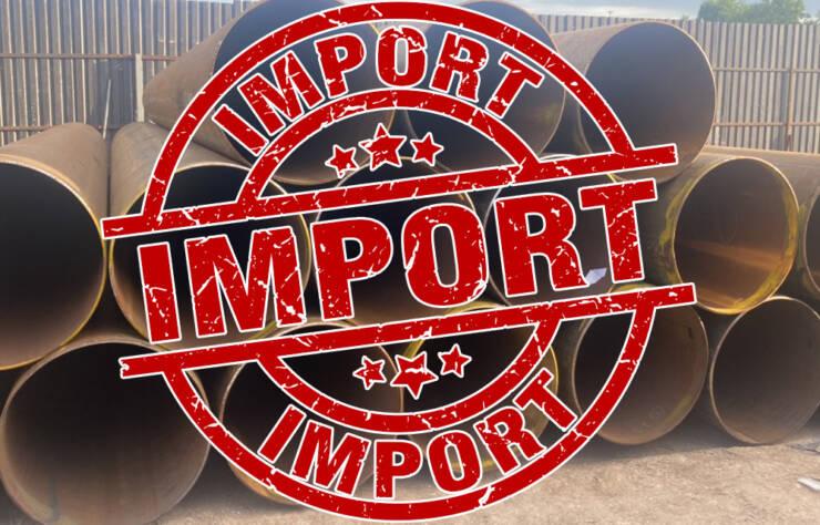 Chuyên nhập khẩu ống thép